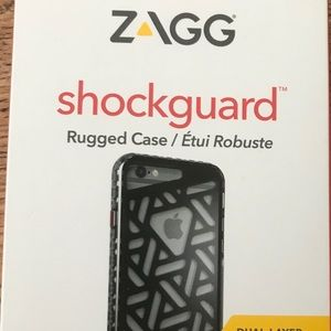 Accessories - Brand new ZAGG case for iPhone 6/6s